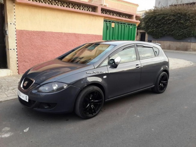 seat leon 2009 diesel 108581 occasion casablanca maroc. Black Bedroom Furniture Sets. Home Design Ideas