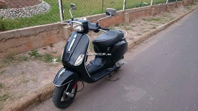 Moto au Maroc VESPA S50 50cc - 133467