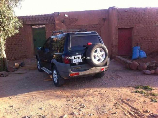 land rover freelander 2 0 td 2000 diesel 52546 occasion marrakech maroc. Black Bedroom Furniture Sets. Home Design Ideas