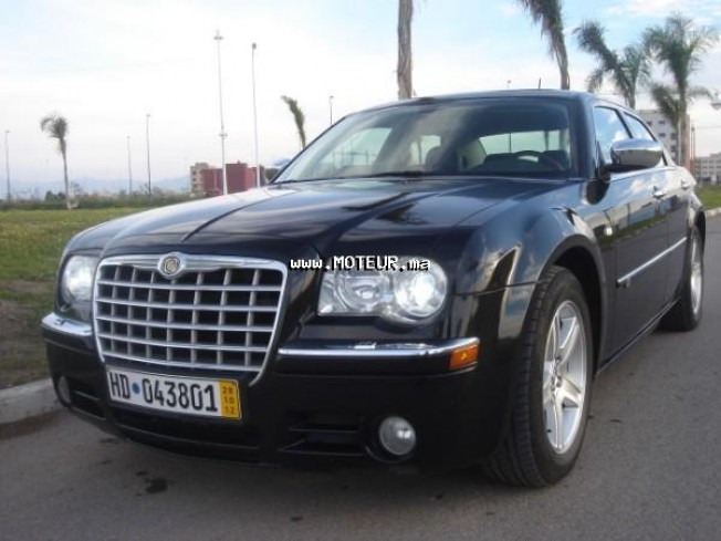 chrysler 300c 2008 diesel 39693 occasion rabat maroc. Black Bedroom Furniture Sets. Home Design Ideas