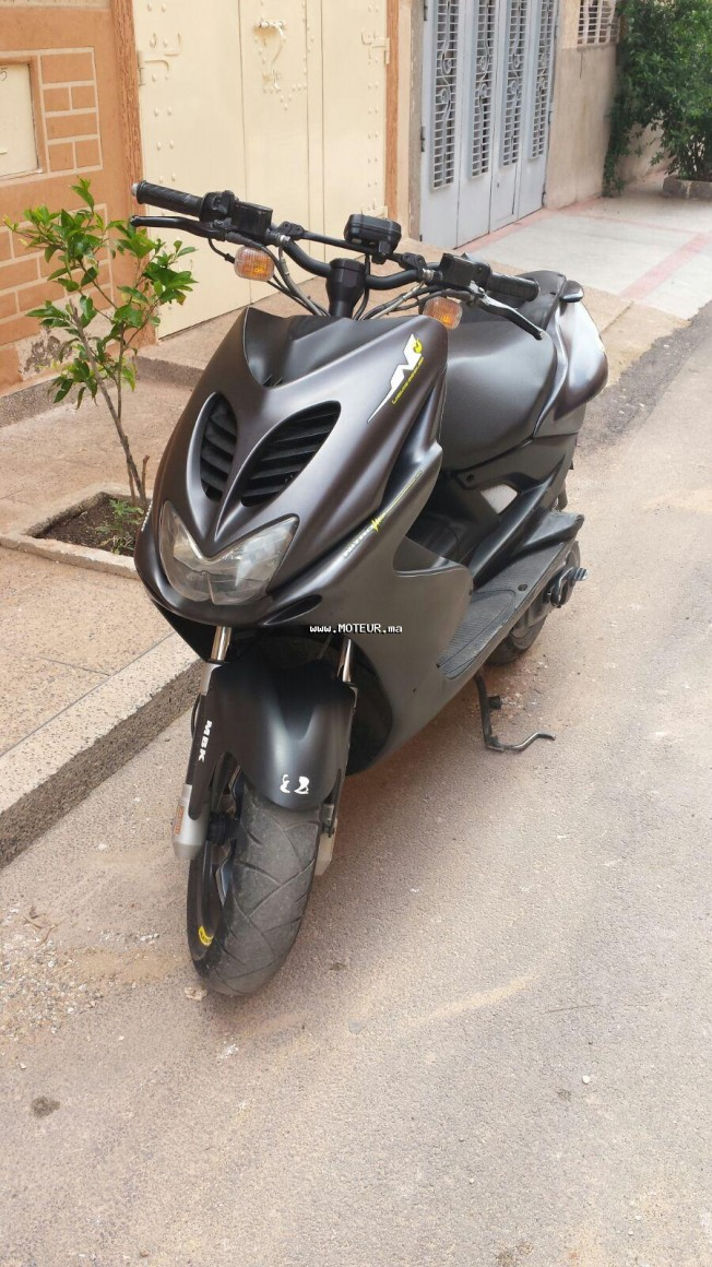 Moto au Maroc MBK Nitro - 133816