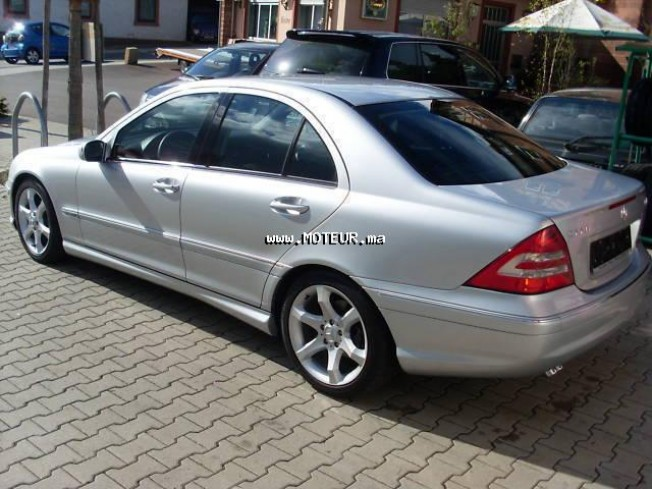 mercedes classe c 220 cdi sport edition 2005 diesel 17062 occasion casablanca maroc. Black Bedroom Furniture Sets. Home Design Ideas
