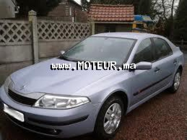 renault laguna dci 1 9 2003 diesel 32060 occasion casablanca maroc. Black Bedroom Furniture Sets. Home Design Ideas