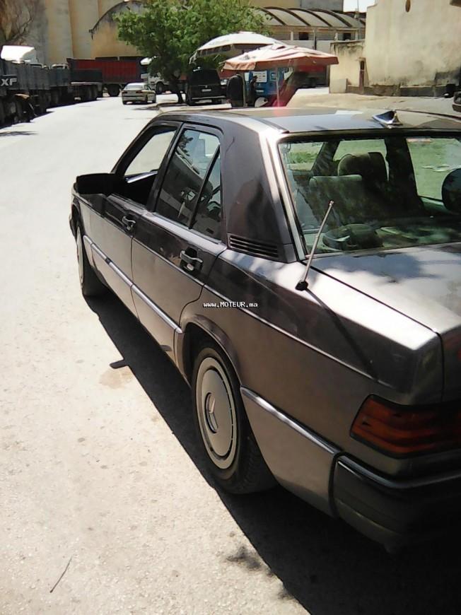 mercedes 190 normal 1994 diesel 94820 occasion fes maroc. Black Bedroom Furniture Sets. Home Design Ideas