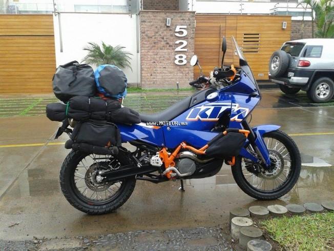 Moto au Maroc KTM 990 adventure 30 edidition dakar - 133567