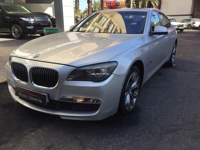 Voiture au Maroc BMW Serie 7 - 120447
