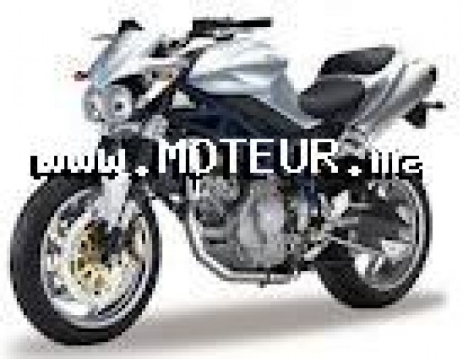 Moto au Maroc AKUMOTO A-10/40 R 125 - 128980