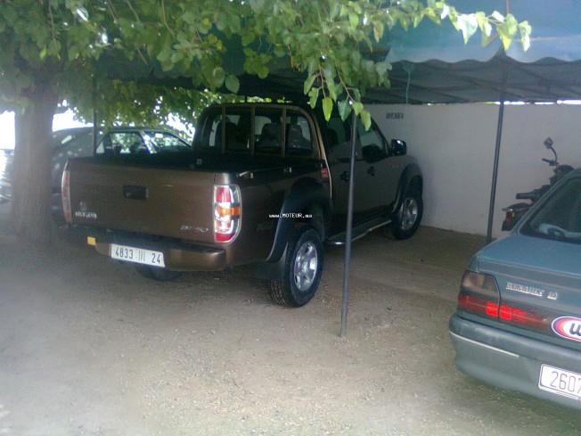 Voiture au Maroc MAZDA Pickup 2.5l bt-50 - 112406