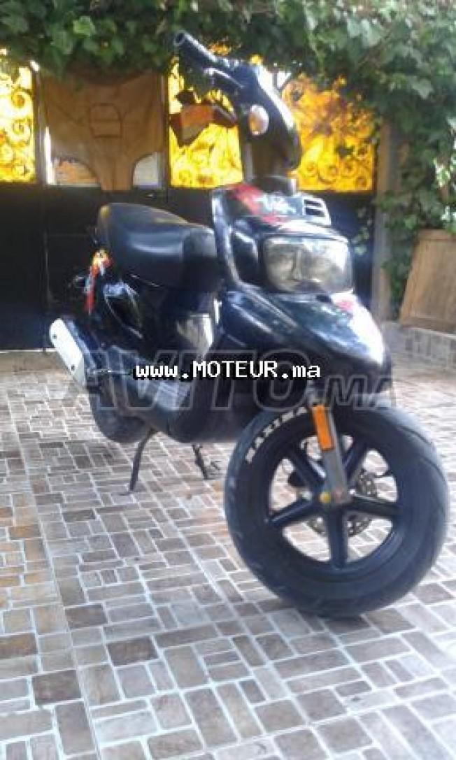 دراجة نارية في المغرب Spirit mbk boster - 133221