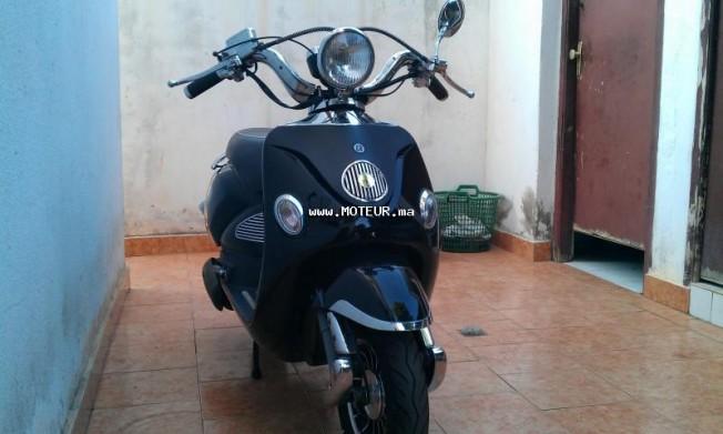 Moto au Maroc LIBERTY Gabana 150 - 127834