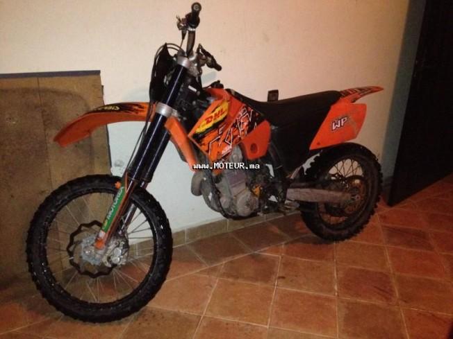 Moto au Maroc KTM 450 exc racing 450 - 128032