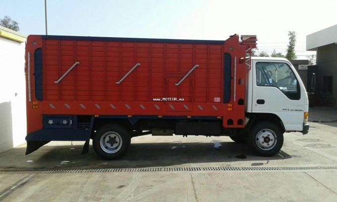 شاحنة في المغرب ISUZU Npr 4,3 litre - 123173