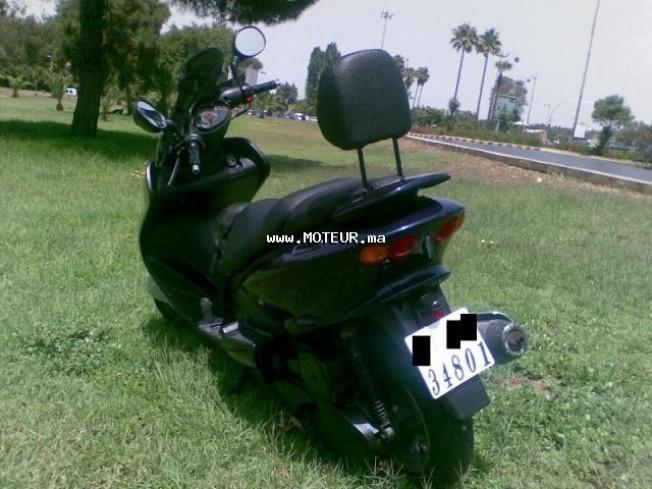 Moto au Maroc YAMAHA Majesty 125 - 127930