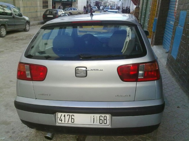 seat ibiza 1 4 2002 essence 18676 occasion tetouan maroc. Black Bedroom Furniture Sets. Home Design Ideas