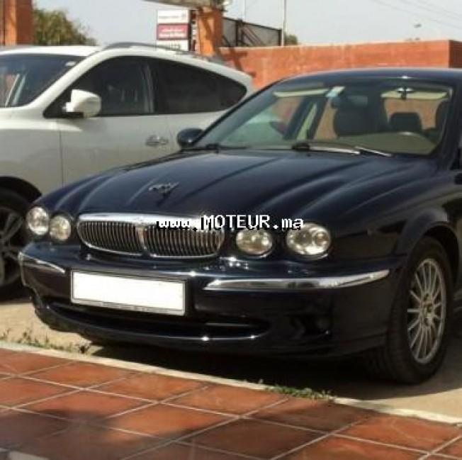 jaguar type x tdi 2 0 2007 diesel 53682 occasion casablanca maroc. Black Bedroom Furniture Sets. Home Design Ideas