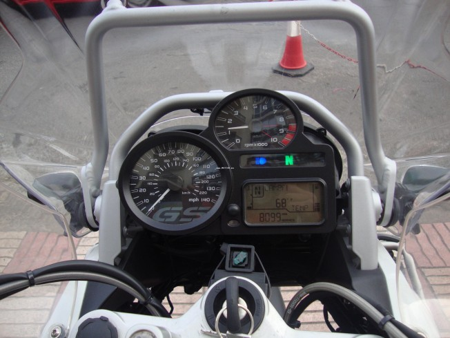 Moto au Maroc BMW R 1200 gs adventure Usa - 134020