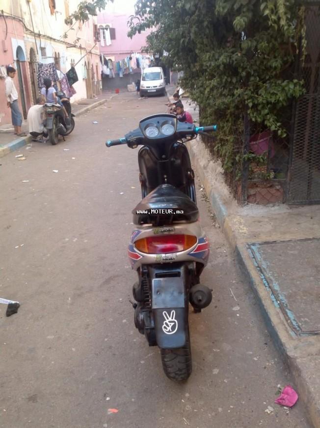Moto au Maroc PEUGEOT Zenith 50 - 129438