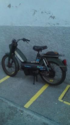 Moto au Maroc PEUGEOT 103 Classic vert - 133737