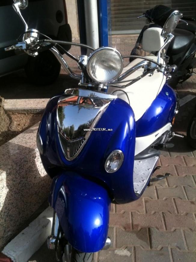 دراجة نارية في المغرب ليبيرتي رومانسيا - 128085
