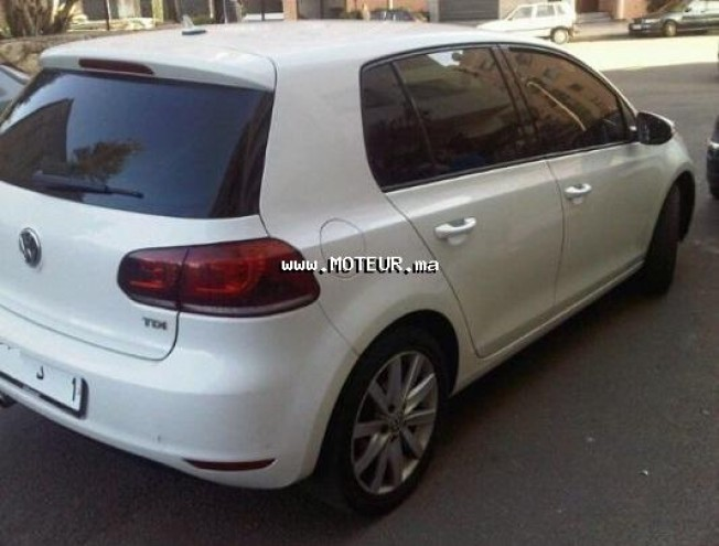 volkswagen golf 6 pack gtd 2012 diesel 52334 occasion. Black Bedroom Furniture Sets. Home Design Ideas