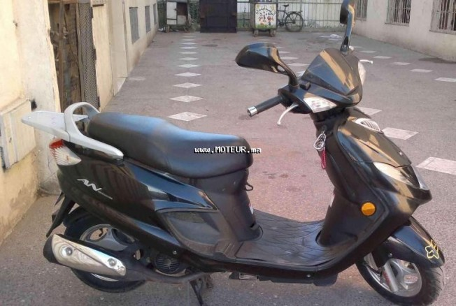 Moto au Maroc SUZUKI An 125 - 125657