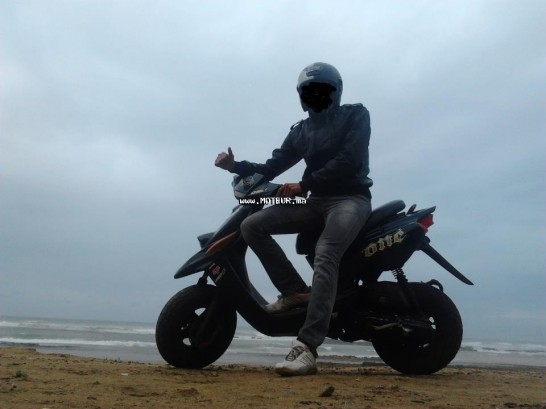 Moto au Maroc MBK Booster Rocket - 133492