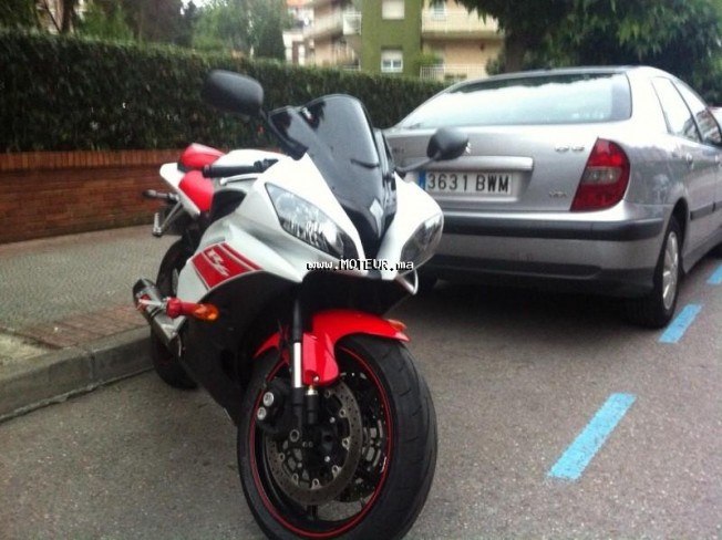 Moto au Maroc YAMAHA Yzf-r6 r6 50 éme anniversaire editio - 128139