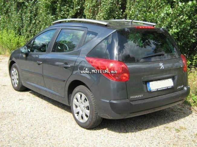 Peugeot 207 2009 diesel 107605 occasion casablanca maroc - Peugeot 207 5 portes occasion diesel pas cher ...