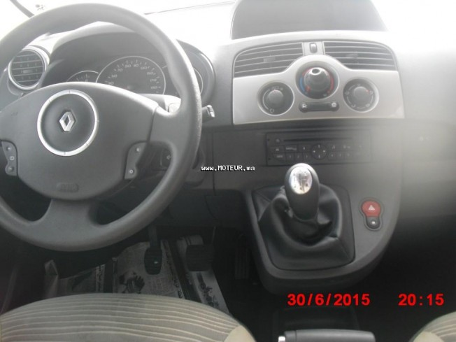 renault kangoo 2011 diesel 70564 occasion rabat maroc. Black Bedroom Furniture Sets. Home Design Ideas