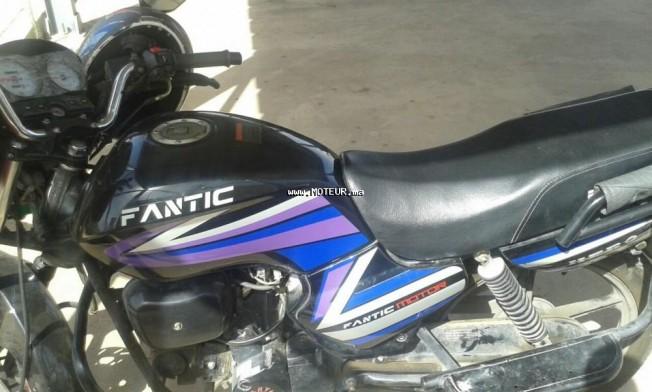 دراجة نارية في المغرب فانتيك اوتري 49ccc - 133865