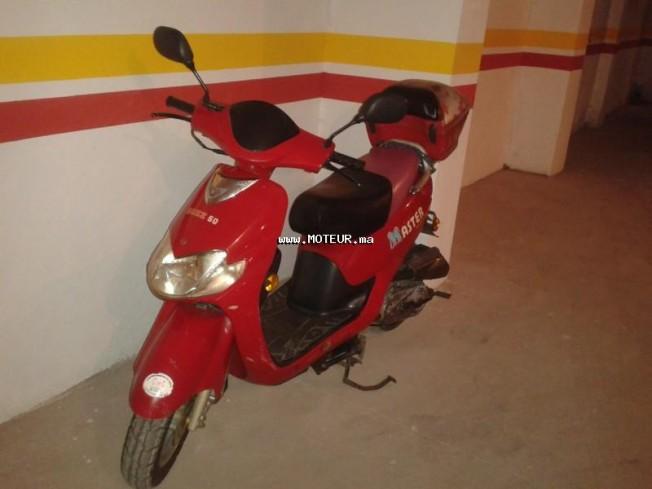 Moto au Maroc BUZZ Bxm - 131086