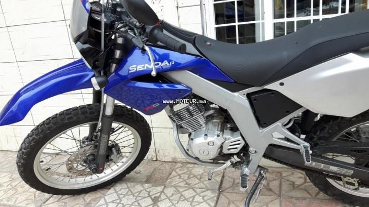 Moto au Maroc DERBI Senda 125 4t 2011 - 133625