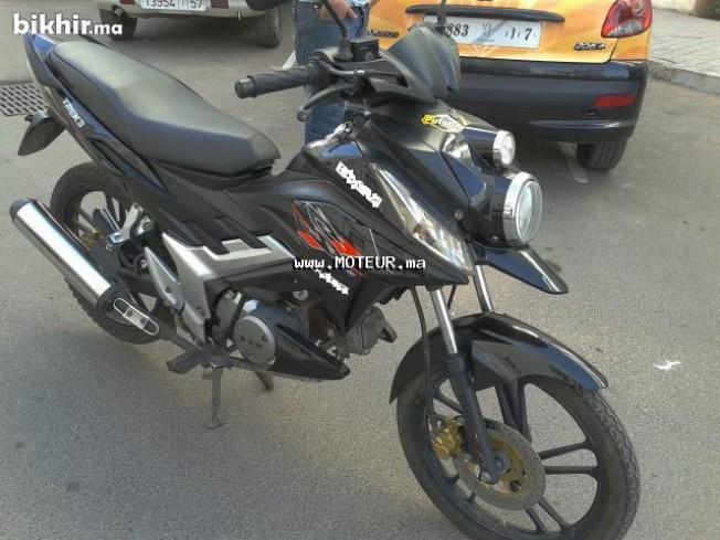 Moto au Maroc ITALJET Torpedo 50 80 - 128236