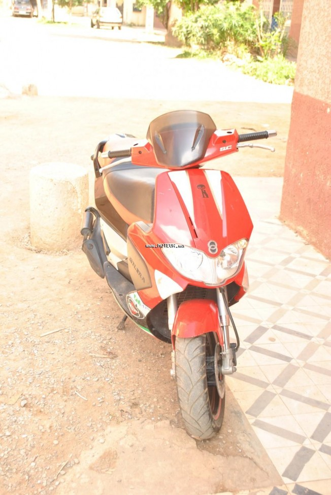 دراجة نارية في المغرب جيليرا رونير 50 50 - 132295