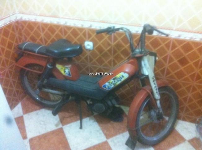 Moto au Maroc PEUGEOT 103 125 - 133679