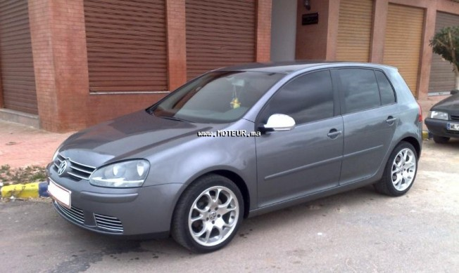 volkswagen golf 5 1 9 tdi 105cv 2005 diesel 17061 occasion nador maroc. Black Bedroom Furniture Sets. Home Design Ideas