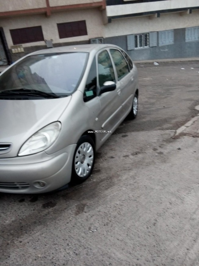 citroen xsara picasso 2004 diesel 102323 occasion rabat maroc. Black Bedroom Furniture Sets. Home Design Ideas