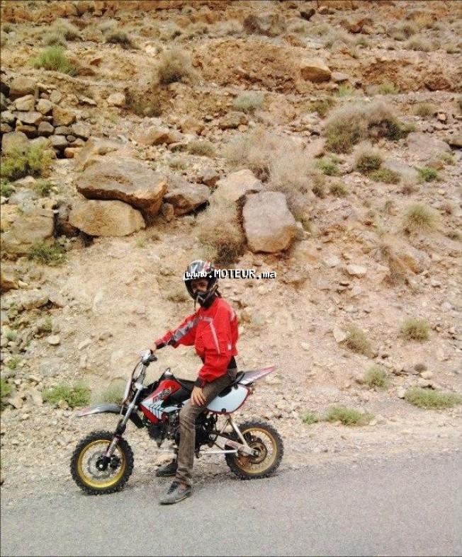 Moto au Maroc MASAI S 125 sport 2009 - 127692