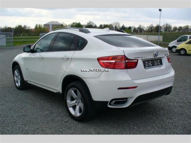 bmw x6 2012 diesel 55519 occasion rabat maroc. Black Bedroom Furniture Sets. Home Design Ideas