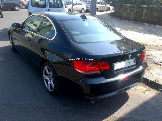 bmw serie 3 325i 2008 essence 31045 occasion casablanca maroc. Black Bedroom Furniture Sets. Home Design Ideas
