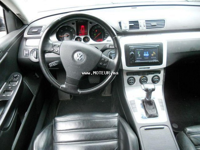volkswagen passat 2 0 tdi carat dsg 140 2008 diesel 20999 occasion casablanca maroc. Black Bedroom Furniture Sets. Home Design Ideas