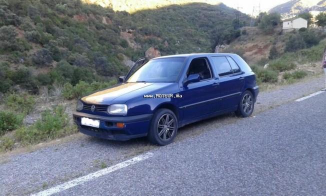 volkswagen golf 3 tdi 1997 diesel 105190 occasion à casablanca maroc