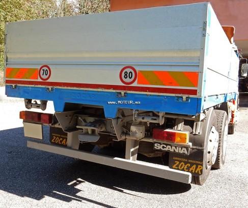 شاحنة في المغرب سكانيا اوتري 93h 280 - 123026
