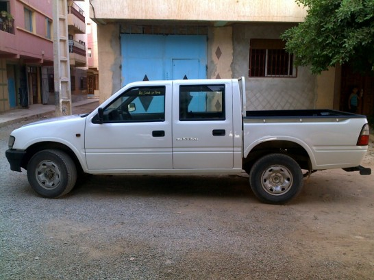 isuzu tfr pickup 2004 diesel 14023 occasion nador maroc. Black Bedroom Furniture Sets. Home Design Ideas