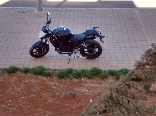 Moto au Maroc HYOSUNG Gt 250 500cc - 132102