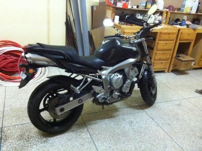 Moto au Maroc YAMAHA Fz 6 n fazer - 132693