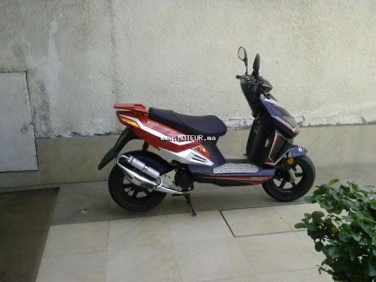 Moto au Maroc DOCKER Matrix 100cc - 124407