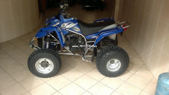 Moto au Maroc YAMAHA Blaster - 127869