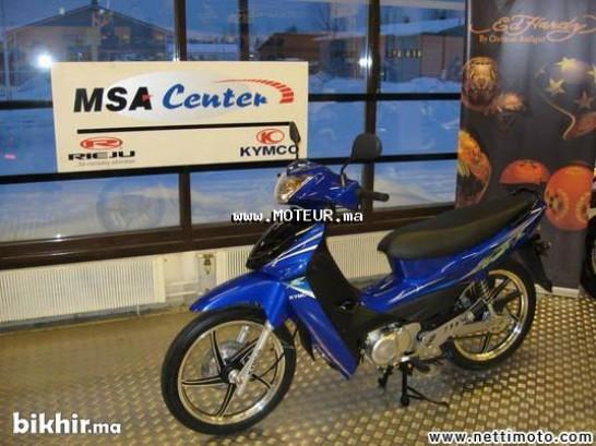 Moto au Maroc KYMCO Visa 50 - 127940