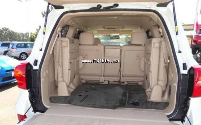 toyota land cruiser v8 2013 essence 54031 occasion fes maroc. Black Bedroom Furniture Sets. Home Design Ideas